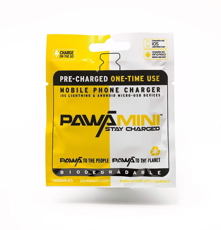 Amazon.com: PAWAMINI - Cargador desechable precargado de ...
