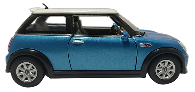 Buy Kinsmart Mini Cooper S 1 28 Scale Diecast Car Multi Color