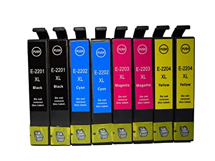 Generic compatible T220 X L/220 cartucho de tinta para Epson ...