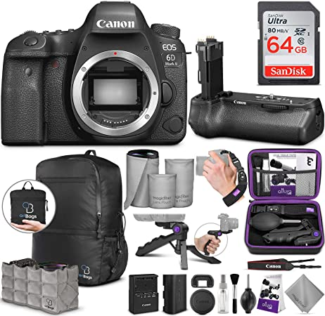 Canon Canon Eos Rebel 6D Mark II product image 7