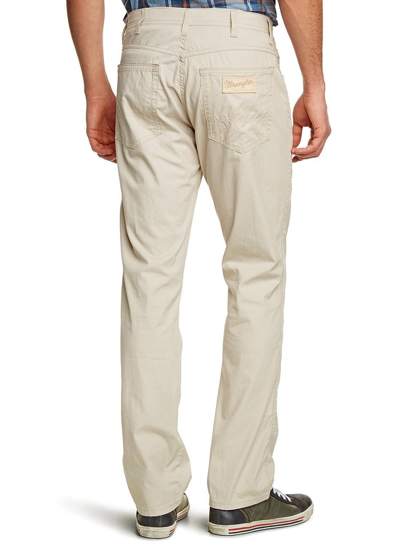 Wrangler Herren Jeans Hoher Bund W12OH118N, Gr. 31/34 (46/34), Beige (EGGSHELL  18N): Amazon.de: Bekleidung