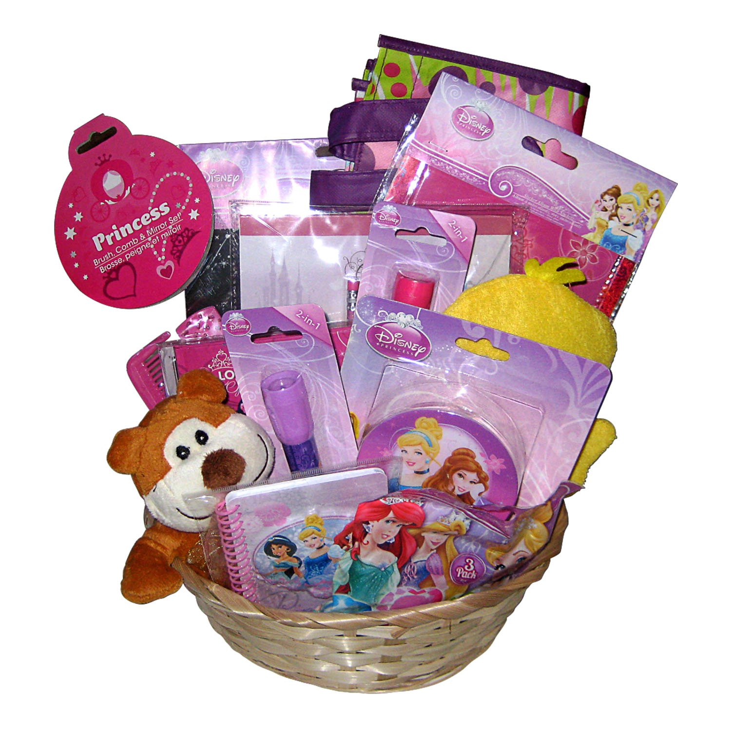 Amazon Little Girl Valentines Day Gift Basket Disney