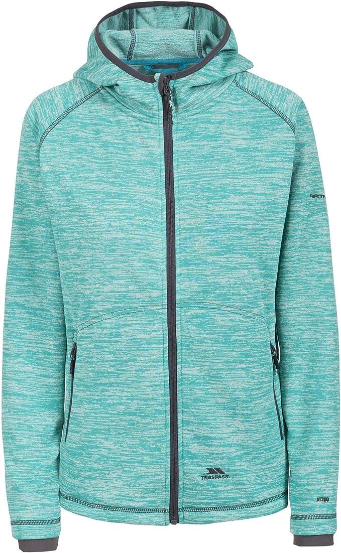 Trespass Womens Tenderness Knitted Fleece Jacket