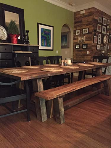 Amazon Old Barn Style Reclaimed Wood Design Handmade