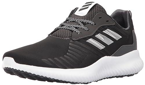 sports shoes 5033f d50d3 adidas Alphabounce RC 8 Zapatillas de Running de EE.UU. Hombre NegroPlataBlanco  8 UK Amazon.es Zapatos y complementos