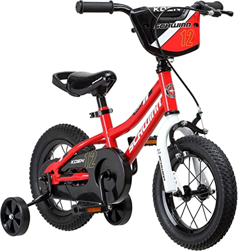 Schwinn Koen Boys Bike For Toddlers & Kids