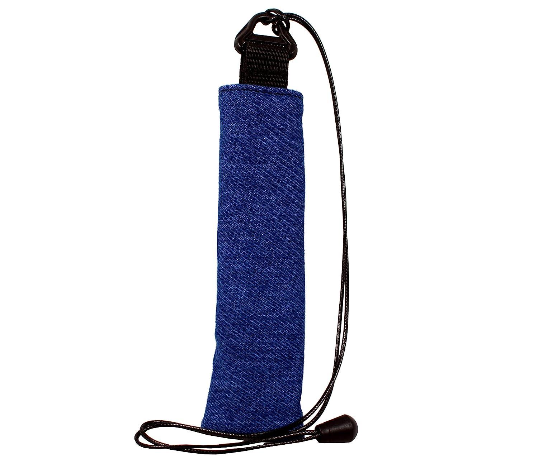 Plan B Protective Case Vape Pen 2.5 Denim 14.5 x 4.2 cm Cord 100 cm Blue Made in UE