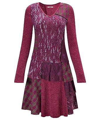 5e7e692507c9 Joe Browns - Femme - Tunique femme à motifs patchwork et à manches longues  style bohème  Amazon.fr  Vêtements et accessoires