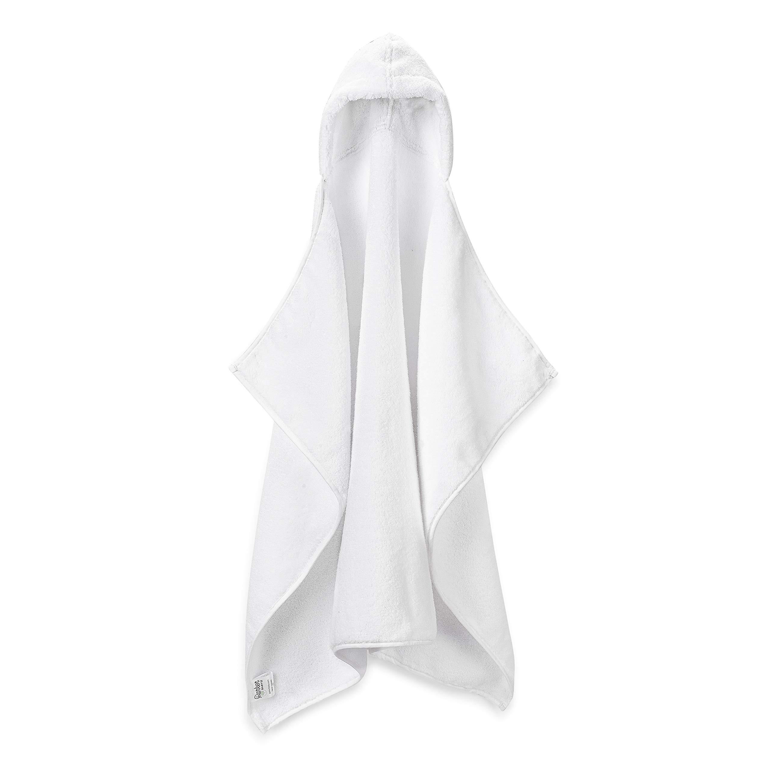 Premium 100% Soft Ring Spun Cotton Hooded Toddler and Kid Bath Towel by Parker Baby Co. (Toddler/Kids) by Parker Baby Co.