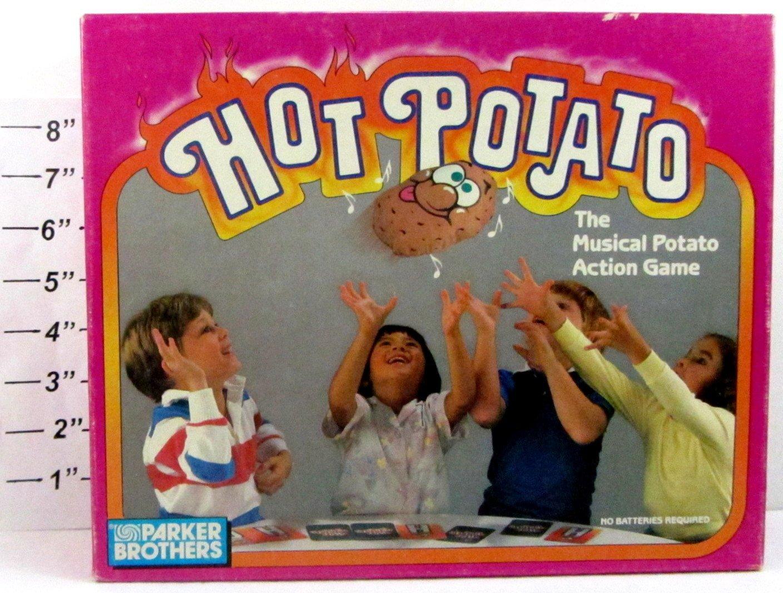 1988 Vintage Hot Potato - The Musical Potato Action Game