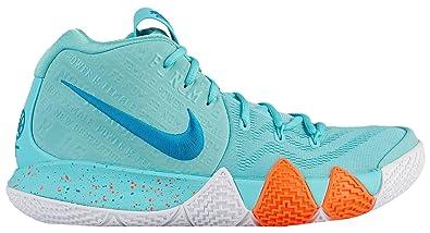 43f0e1bfcfd8 ... multi color youth f0a4e 8dc58 coupon for nike mens kyrie 4 basketball  shoes 9.5 light aqua 8d4f8 7af54 ...