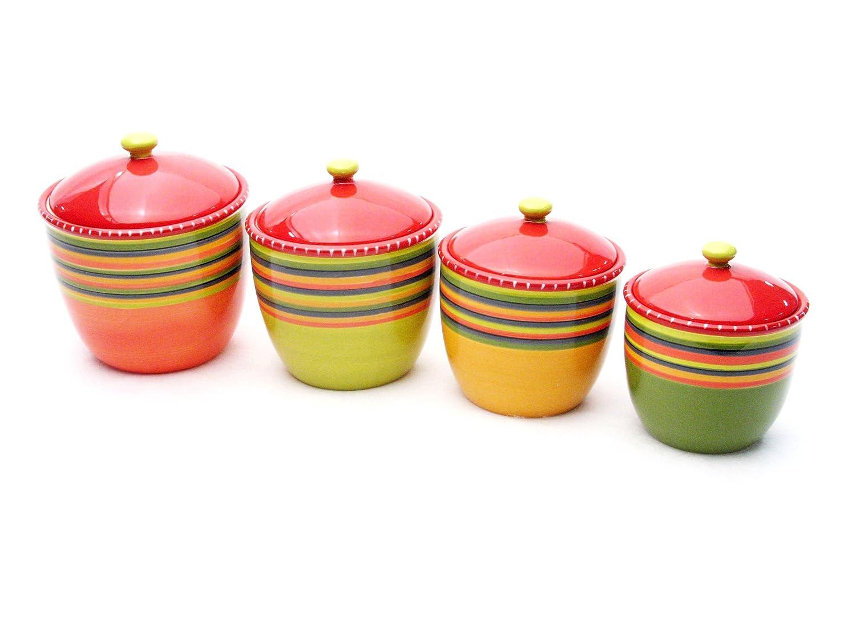 amazon com certified international tamale 4 piece canister