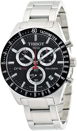 tissot men s prs516 chrono watch t0444172105100 tissot amazon co tissot men s prs516 chrono watch t0444172105100