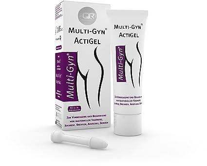 Multi-Gyn ActiGel (bei bakteriellen Vaginalinfektionen), 50ml