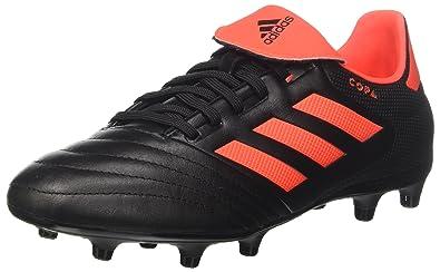 meet 54cb9 8d17c adidas Copa 17.3 FG, Chaussures de Football Homme, Multicolore (Core Black  Solar Red