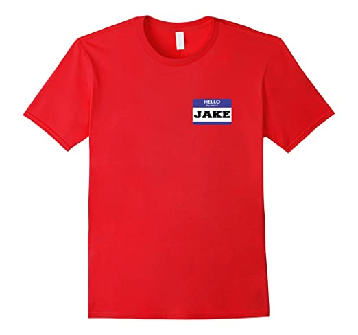 Jake Halloween Costume T-shirt