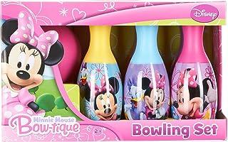 Disney Minnie Mouse bowtique-Jeu de Bowling en boite vitrine