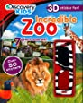 Incredible Zoo (Discovery Kids) (Discovery 3D Sticker)