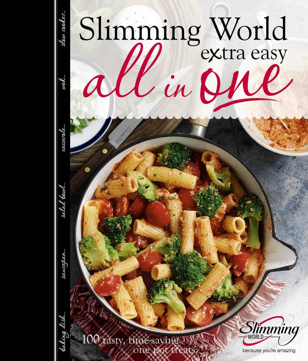 Slimming world extra easy all in one amazon slimming world slimming world extra easy all in one amazon slimming world 9781908256058 books forumfinder Choice Image