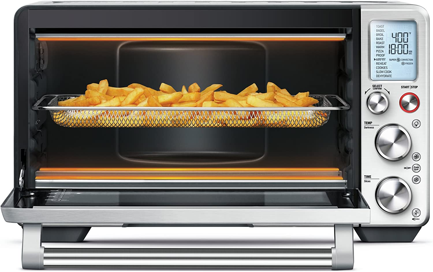 breville smart oven air super convection technology