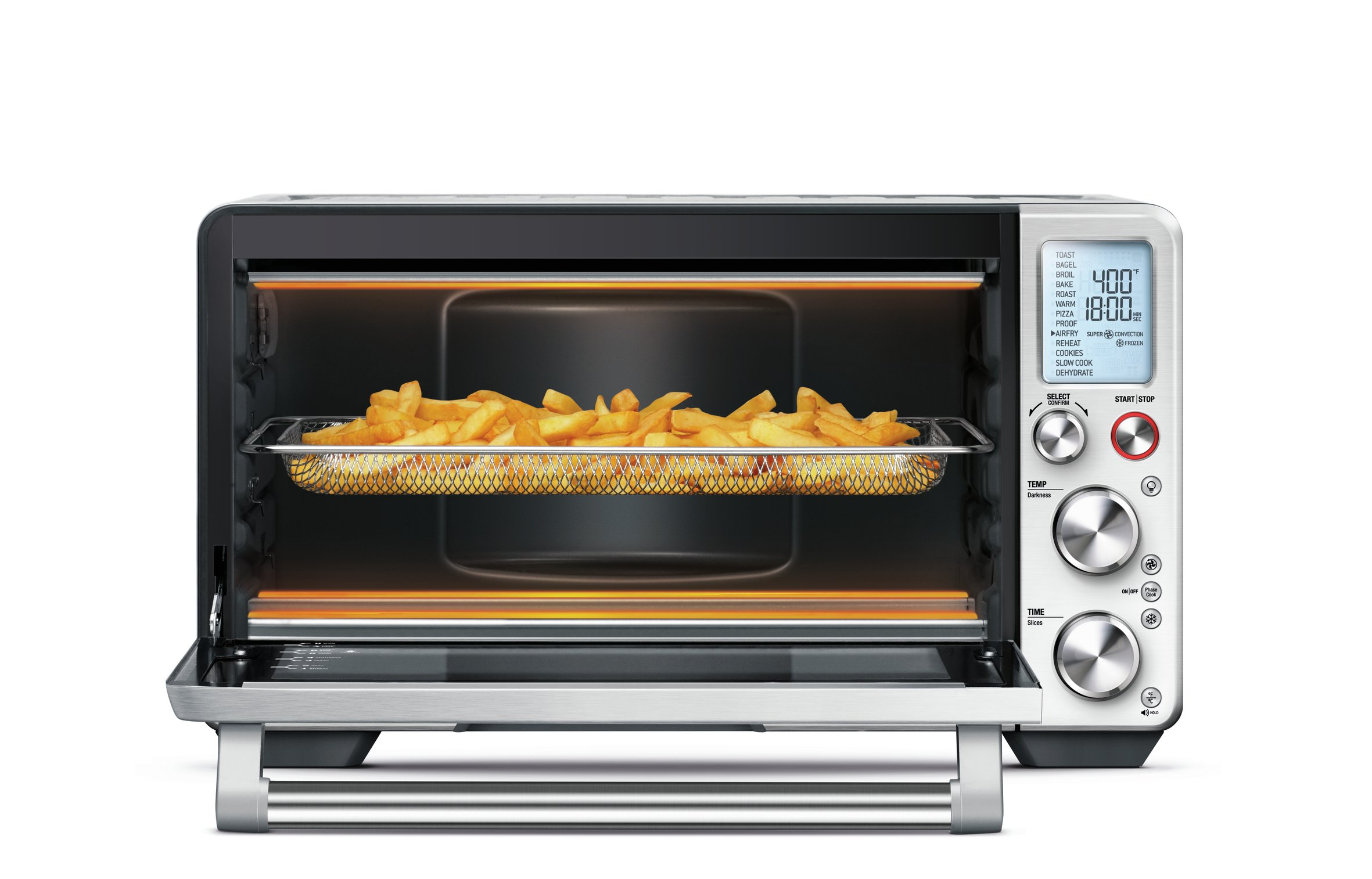 Breville RM-BOV900BSS Countertop Convection Oven (Renewed) by Breville (Image #4)