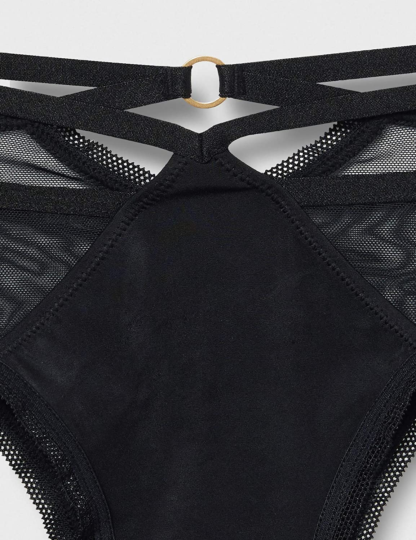 Pack de 3 Iris /& Lilly Braga Hipster de Microfibra Mujer Marca