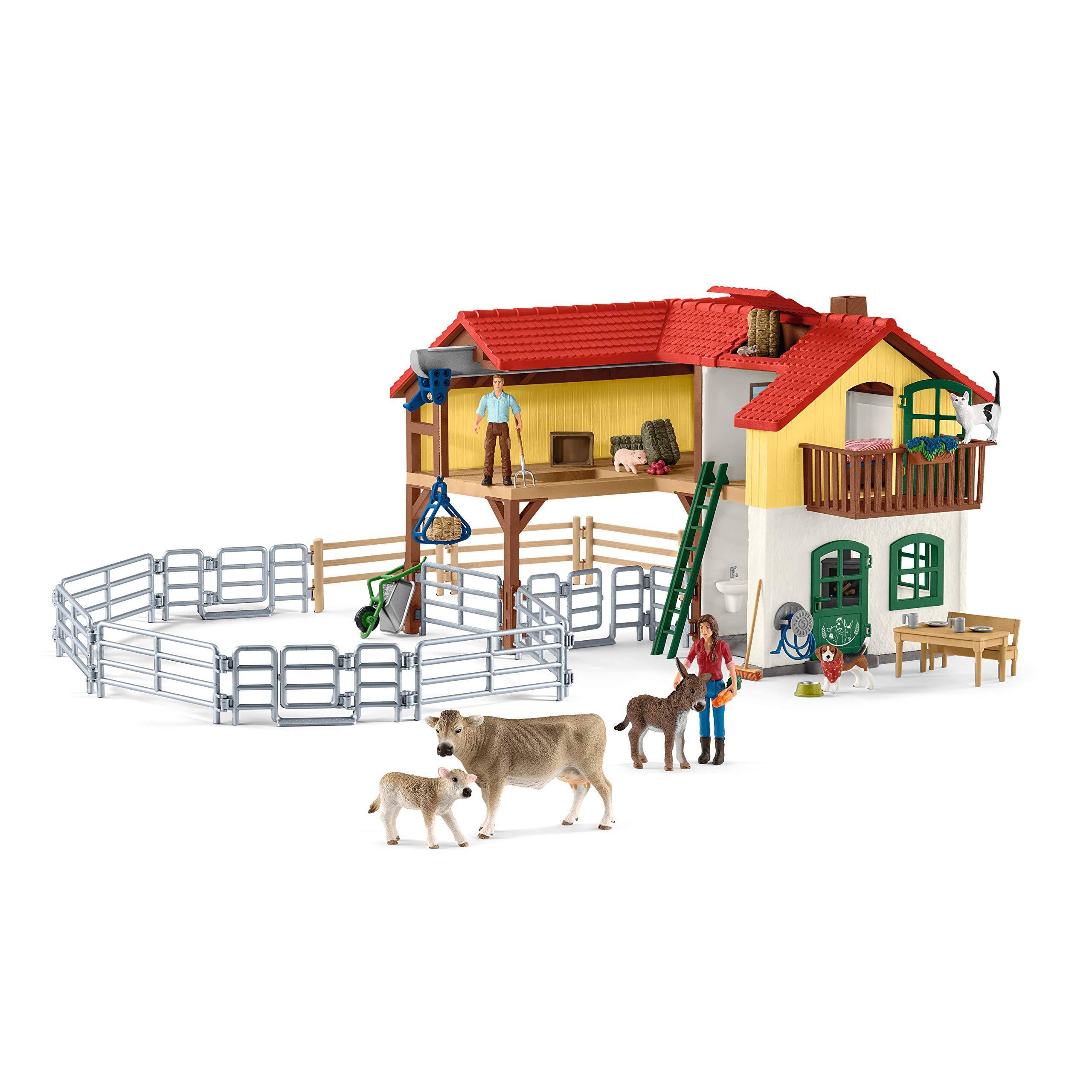 Schleich Large Farm House by Schleich (Image #15)