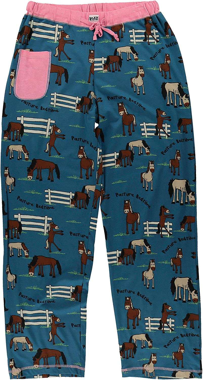 LazyOne Damen Pasture Bedtime Pyjama-Hosen