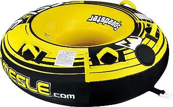 MESLE Tube Bumper Donut Wasser-Reifen Fun-Tube aufblasbar 2 Personen Towable