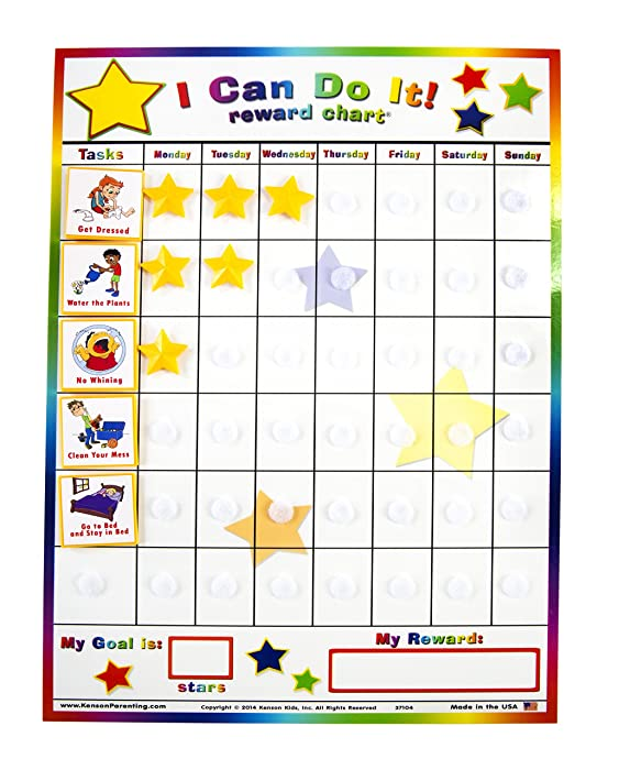Top 9 Kids Star Chart For Home