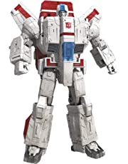 Transformers Toys Generations War for Cybertron Commander WFC-S28 Jetfire Action Figure-Adults and Kids Ages 8 and Up, 11-inch