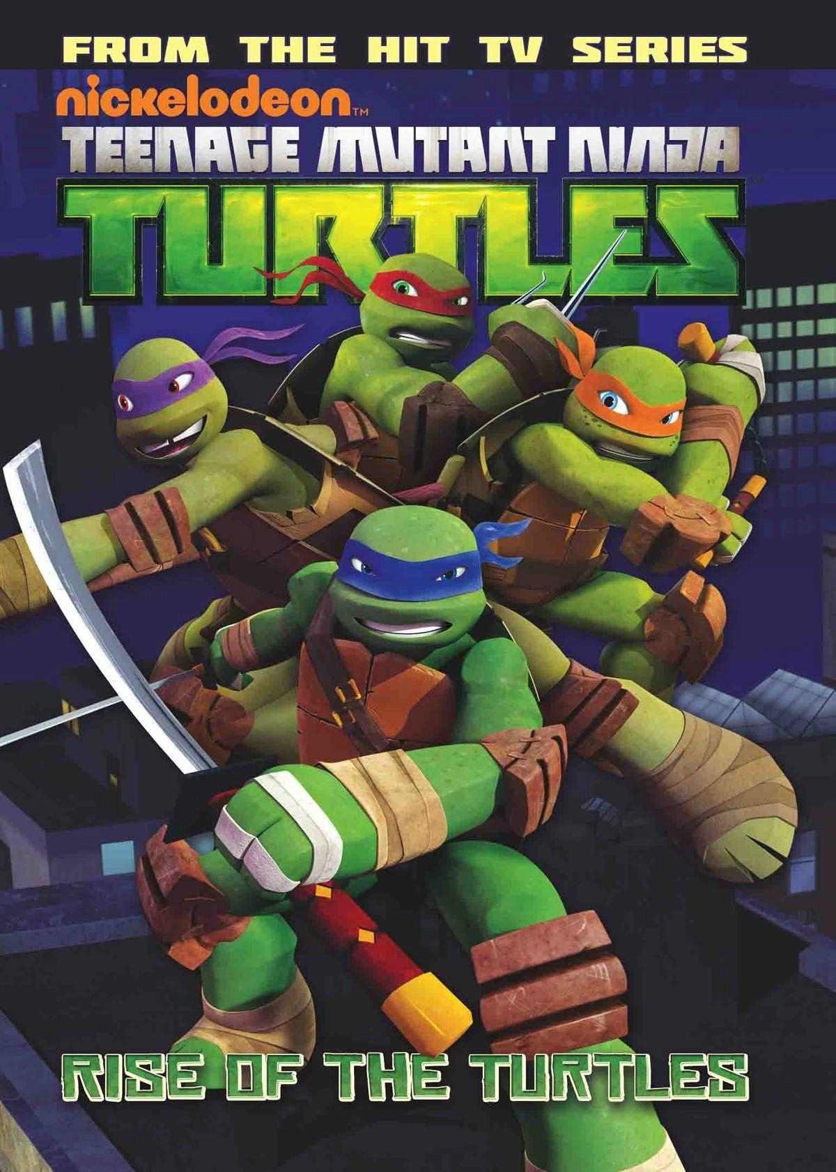 Amazon.com: Teenage Mutant Ninja Turtles Animated Volume 1 ...