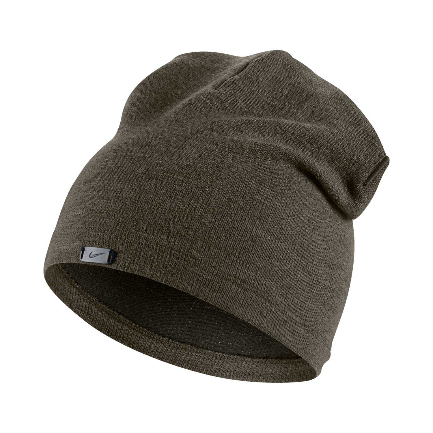 90ce729e911 Amazon.com   Nike Golf Unisex Wool Knit Golf Hat Khaki 811562-325 One Size  Fits All   Sports   Outdoors