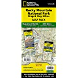 Rocky Mountain National Park Map & Day Hikes [Map Pack Bundle] (National Geographic Trails Illustrated Map)