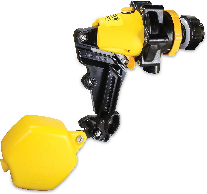 Jobe Valves Megaflow Valve with DLT Yellow//Black 1