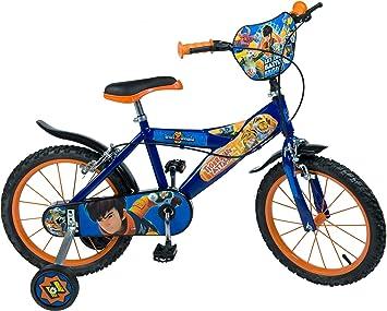 Invizimals - Bicicleta de 16