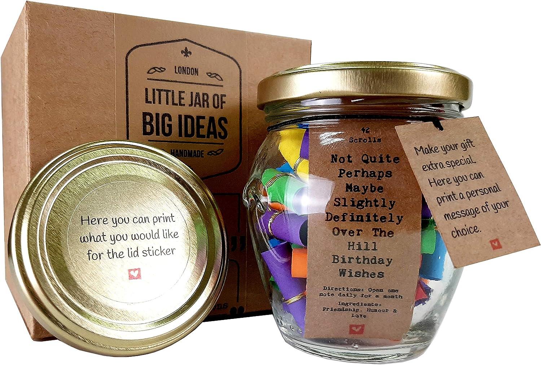 Mason Jar Notes Ideas