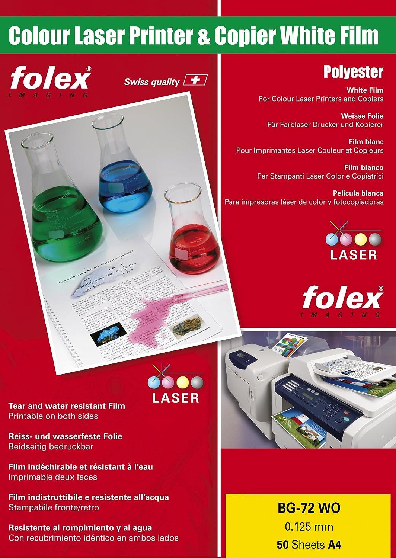 Folex 29729.125.44100 Film per Stampanti Laser e Copiatrici