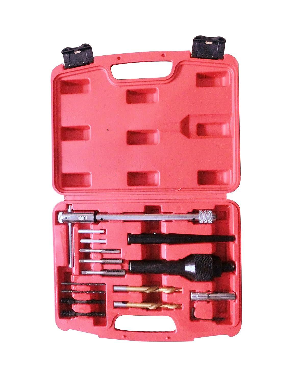 SLPRO - Juego de herramientas para el cambio de bujías, M8 M10 Mercedes CDI, Audi, VW, Opel: Amazon.es: Bricolaje y herramientas