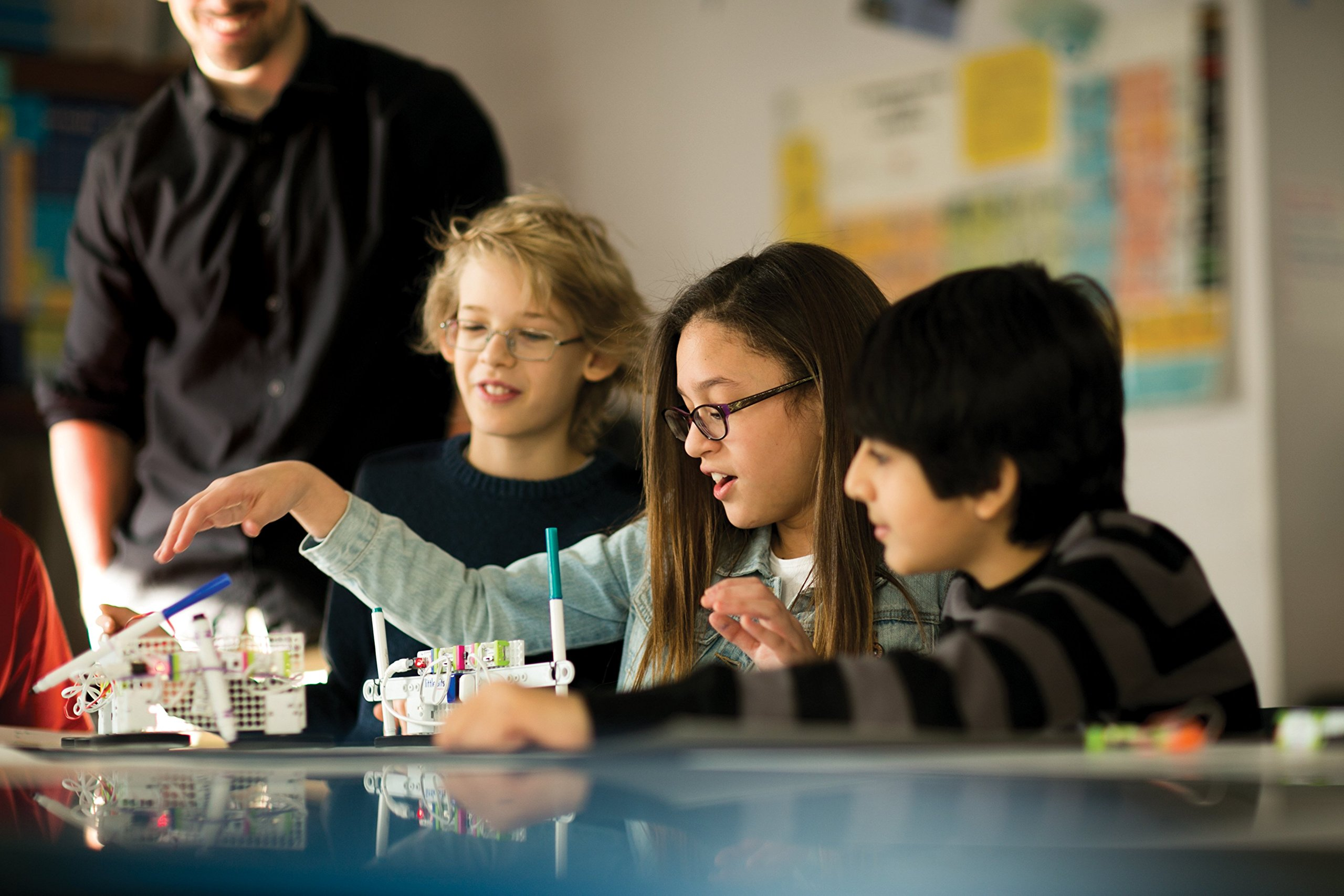 littleBits STEAM Education Class Pack for 18 Students by littleBits (Image #2)
