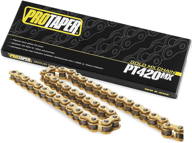 Pro Taper 420 MX Chain (134 Links) (Gold)