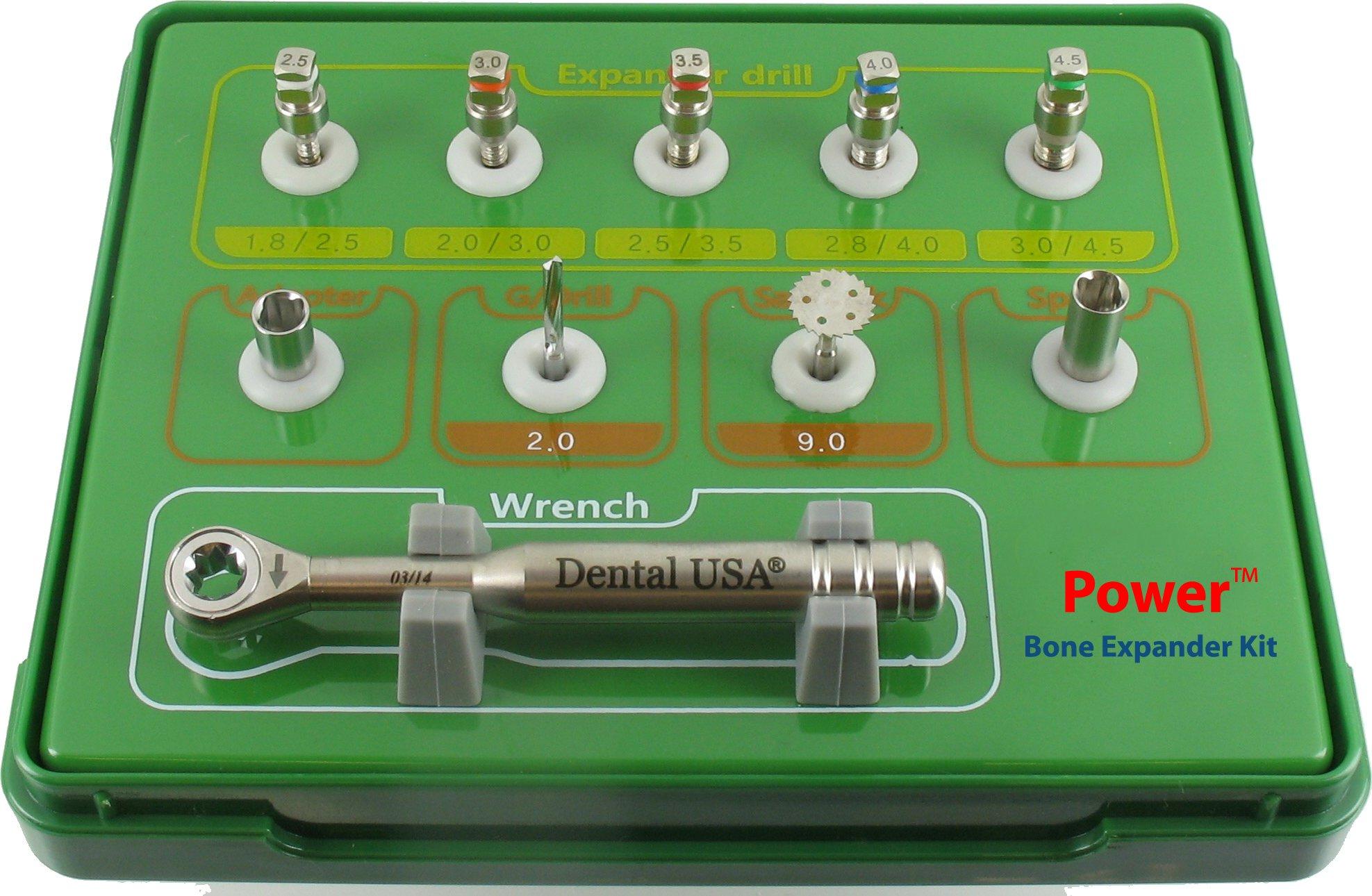 Dental USA-Power Bone Expander Kit Code-7804