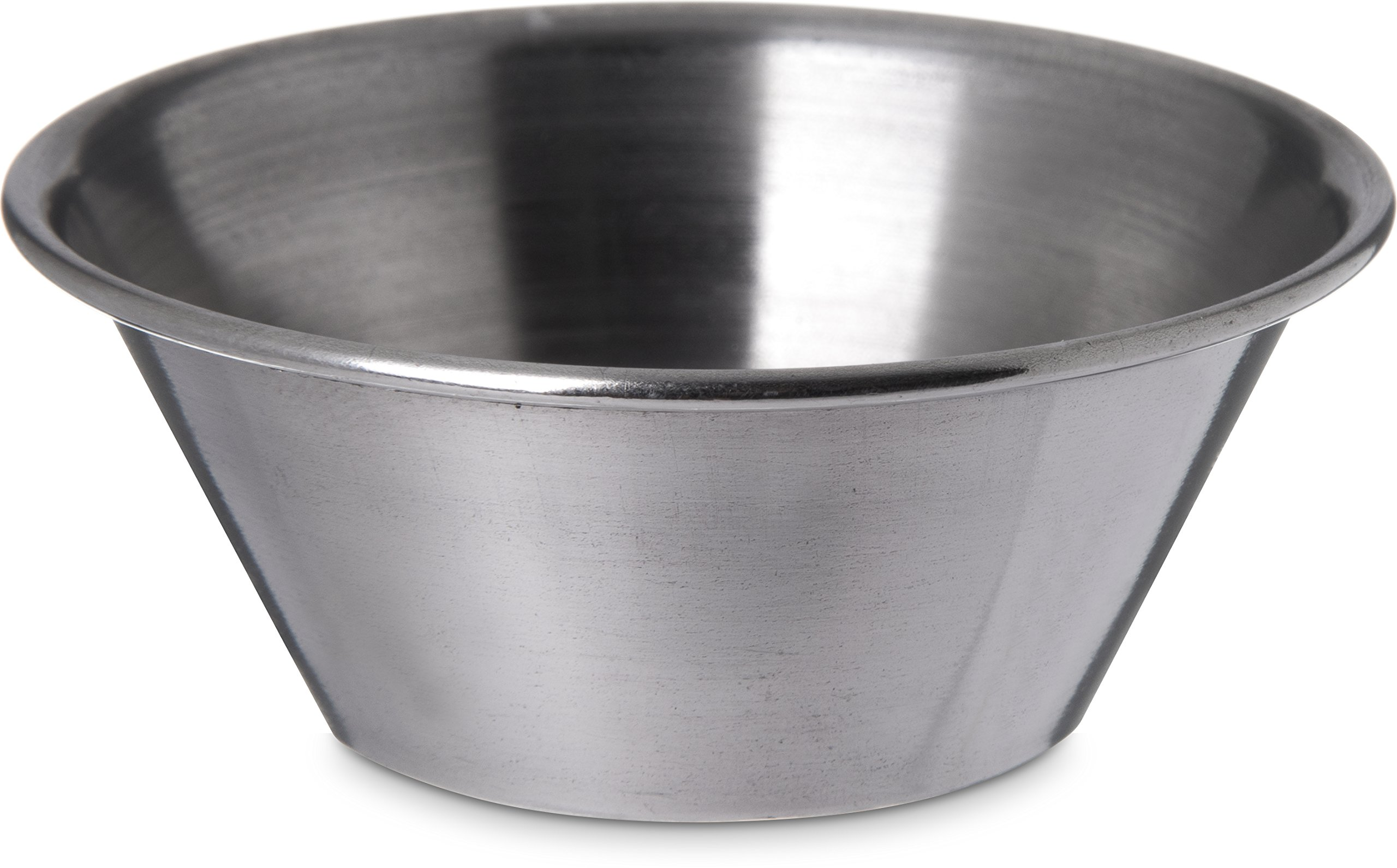 Carlisle 602400 Stainless Steel Ramekin / Sauce Cup, 1.5 oz (Case of 144) by Carlisle