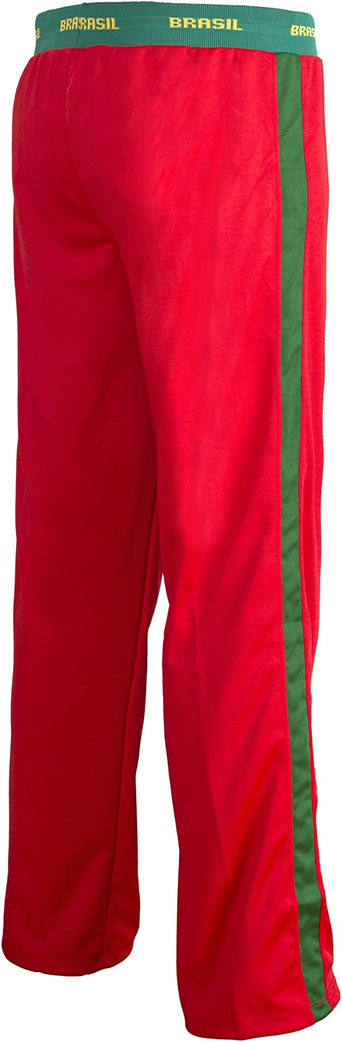 Amazon Com Jl Sport Unisex Brazil Flag Green Red Capoeira Kids Youth Martial Arts Elastic Sports Trousers Pants Clothing Brazilians are heavily involved in sports. amazon com