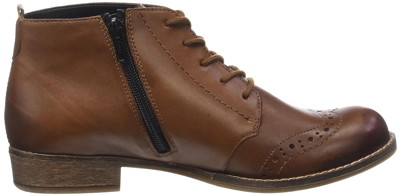 R9372, Zapatillas de Estar por Casa para Mujer, Marrón (Chestnut/Chestnut), 44 EU Remonte