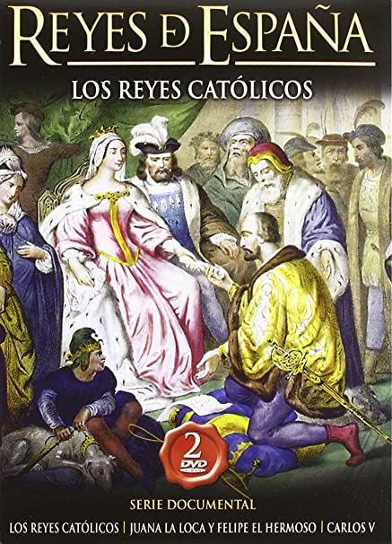Reyes De España: Los Reyes Católicos [DVD]: Amazon.es: Varios ...