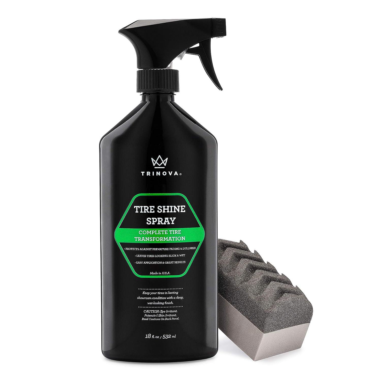 TriNova Tire Shine Spray}