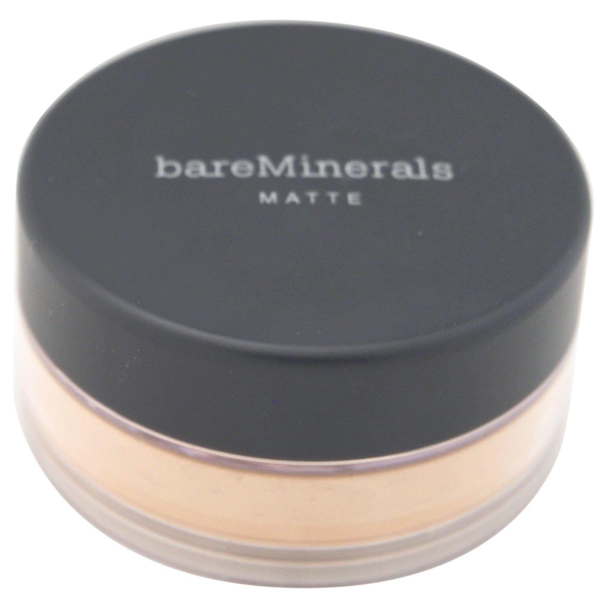 Bare Minerals Matte Foundation, Medium Tan, 0.21 Ounce