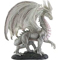 Wise Old Dragon Figurine Display