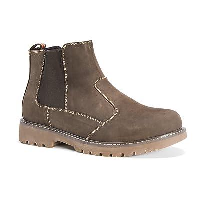 c289d117519a MUK LUKS Men s Blake Shoes Fashion Sneaker Coffee 10 ...